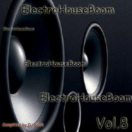 VA-ElectroHouseBoom - Vol.8 (2009)