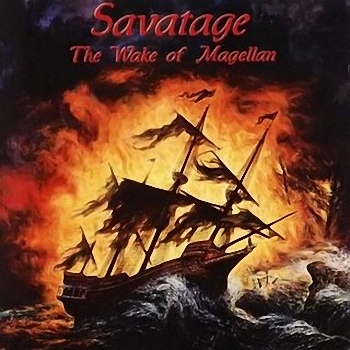 Savatage - The Wake Of Magellan