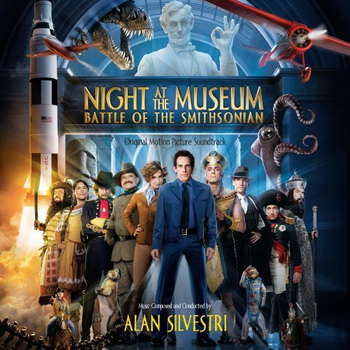 OST - Night At The Museum 2 (2009)