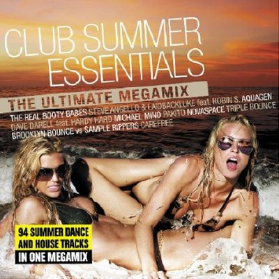 Club Summer Essentials Vol. 1 the Ultimate Megamix (2009)
