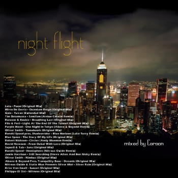 Night Flight (mixed by Carson) (2009)