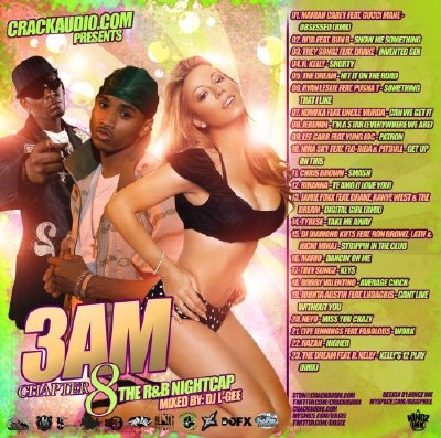 CrackAudio And DJ L-Gee - 3AM The R&B Nightcap 8