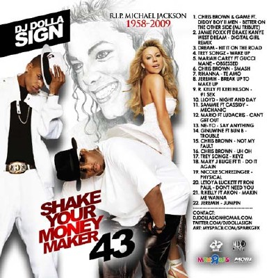 DJ Dolla Sign - Shake Your Money Maker 43 (2009)