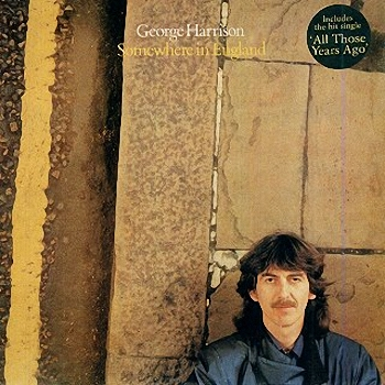 George Harrison - Somewhere In England (1981)