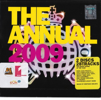 Ministry of Sound the Annual 2009 Romanian Edition (2009)