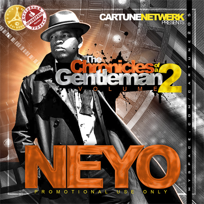 Cartune Netwerk & Ne-Yo - The Chronicles Of A Gentleman 2 (2009)