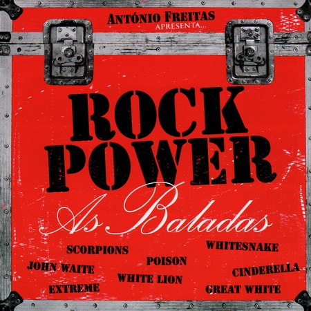 VA - Rock Power As Baladas (2009)