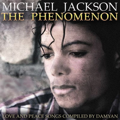Michael Jackson - The Phenomenon, Love & Peace Songs (2009)