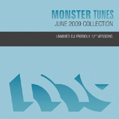 Monster Tunes June 2009 Collection (2009)