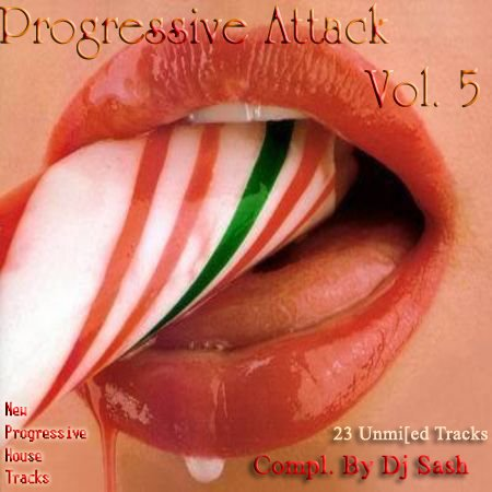 Progressive Attack Vol. 5 (2009)