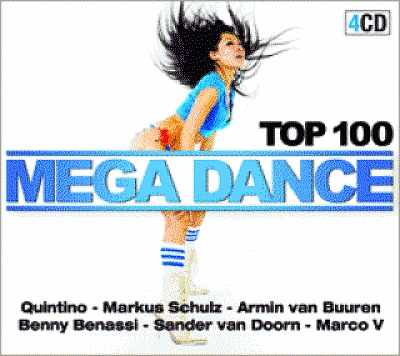 VA - Mega Dance Top 100 (2009)