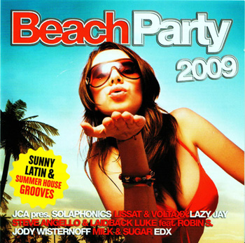 Beach Party 2009 (2CD)