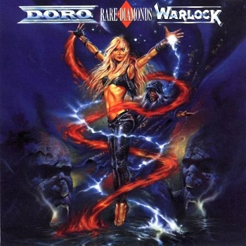 Doro & Warlock - Rare Diamonds (1991)