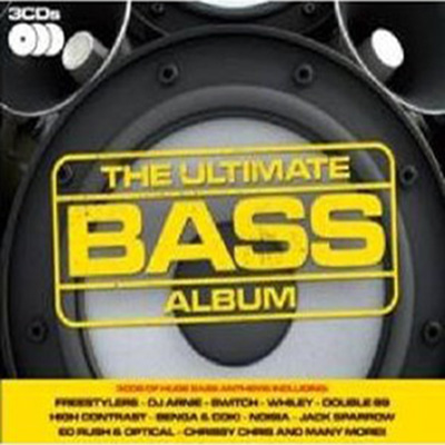 The Ultimate Bass Album (2009)