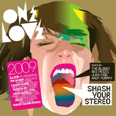 One Love - Smash Your Stereo 2009
