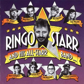 Ringo Star And His All-Starr Band (1990)