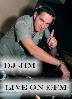 Dj JIM - Live on Юfm (25.08.2009)