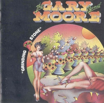 The Gary Moore Band - Grinding Stone (1973)