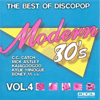 VA - Modern 80's : The Best of Discopop Vol.4 (1999)