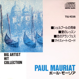 Paul Mauriat - Big Artist Hit Collection (2001)
