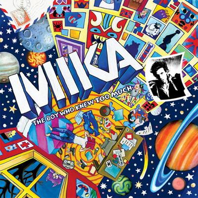 Mika Boy Who Knew Too Much Скачать Альбом