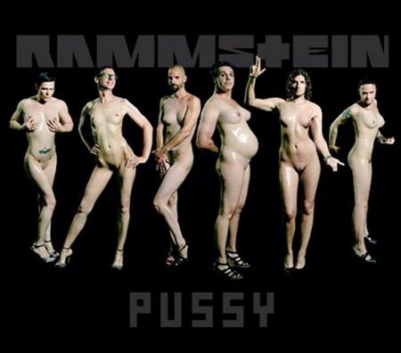 Rammstein - Pussy [Single] – 2009