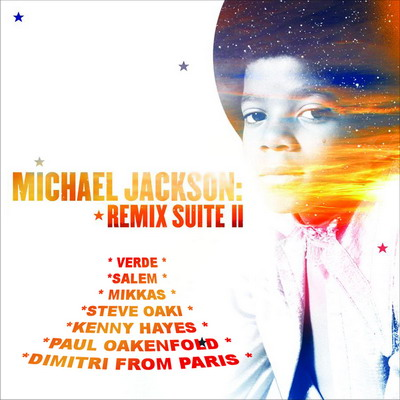 Michael Jackson - The Remix Suite II (2009)