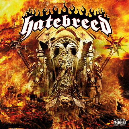 Hatebreed - Hatebreed (2009)
