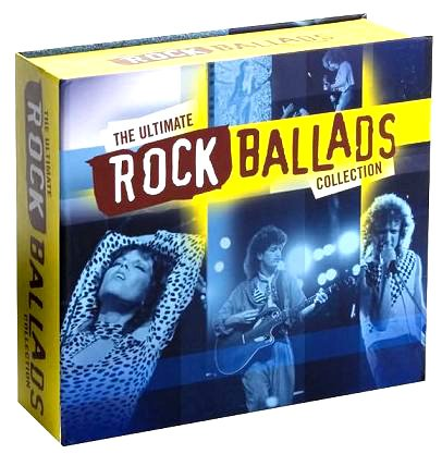 VA-The Ultimate Rock Ballads Collection (4 Sets) (2009)