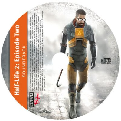 Kelly Bailey - Half-Life 2: Episode Two OST (2007)