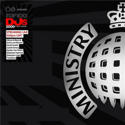 VA-Armin van Buuren - DJ MAG (Top 100 Party) Ministry of Sound 2009
