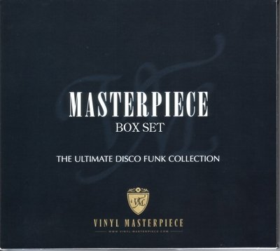 VA-Masterpiece Vol. 1 - 8 (The Ultimate Disco Funk Collection) 2008