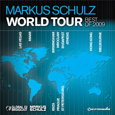 VA-Markus Schulz World Tour (Best Of 2009) - The Full Versions (2009)