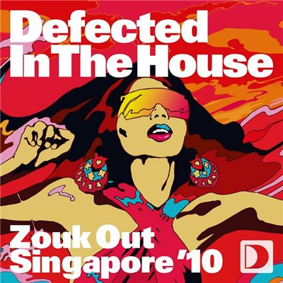 VA-Defected In The House - Zouk Out Singapore 10 (2009)