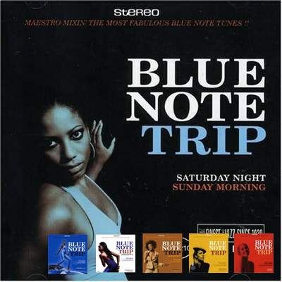 VA-Blue Note Trip (12 CD) 2003