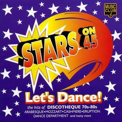 VA-Stars on 45 - Let's Dance! (2004)