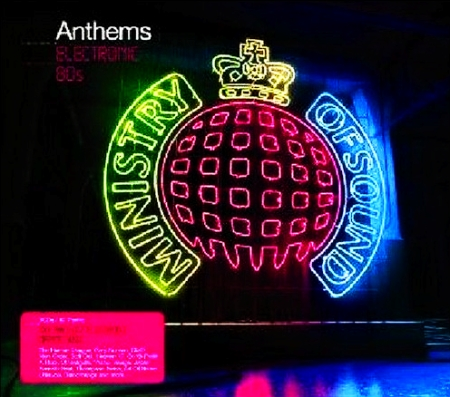 VA-Ministry Of Sound: Anthems Electronic 80s (2009)