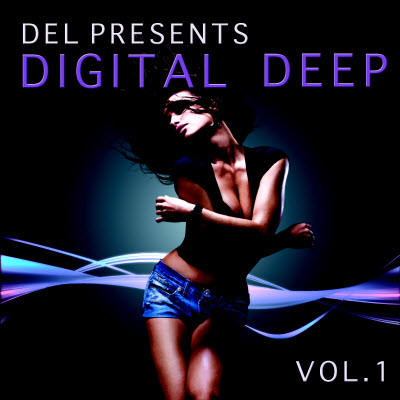 VA-Digital Deep Vol. 1 (Incl. Kenny Bobien Harley and Muscle) (2009)