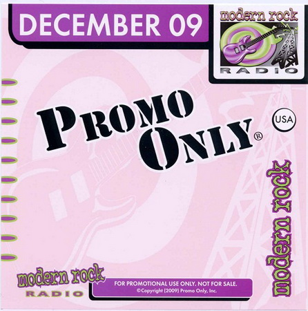 VA - Promo Only Modern Rock Radio December (2009)