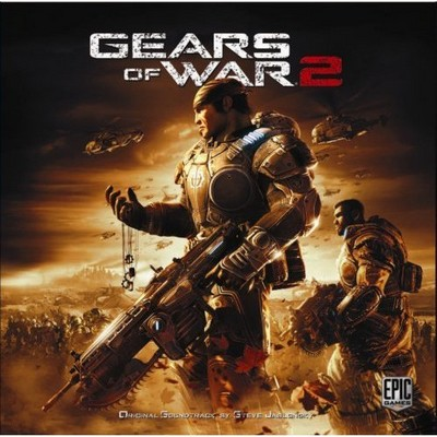 OST - Gears of War 2 (2008)