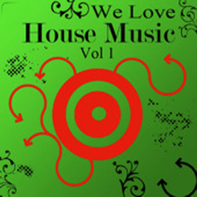 VA-We Love House Music Volume 1 (2009)