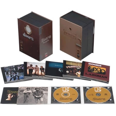 The Doors - Perception Box Set (2007)