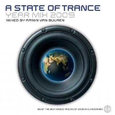 Armin Van Buuren - A State Of Trance: Yearmix 2009