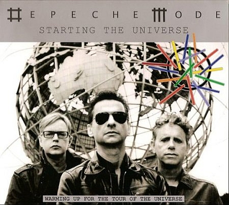 Depeche Mode - Starting The Universe (2009)