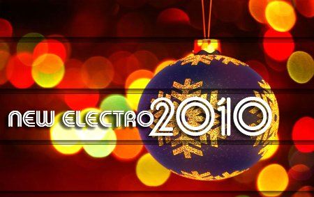 VA-New Electro House - NEW YEAR 2010 (2009)