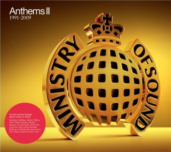 VA-Ministry of Sound Anthems 2 (AU Edition) (2009)