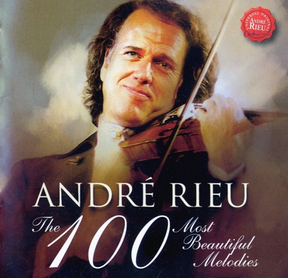 Andre Rieu: The 100 Most Beautiful Melodies (6 CD Box Set) 2008