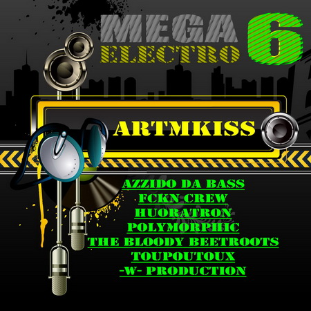VA-Mega Electro from DjmcBiT vol.6