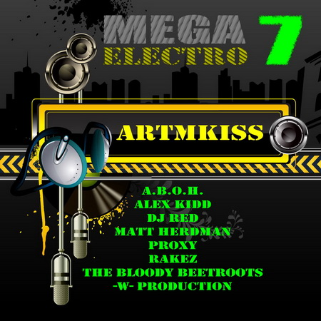 VA-Mega Electro from DjmcBiT vol.7