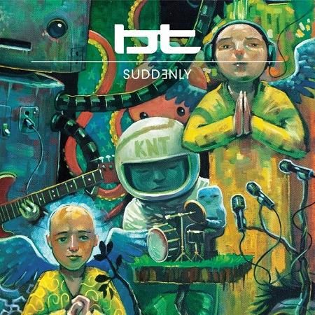 BT feat. Christian Burns - Suddenly (2010)